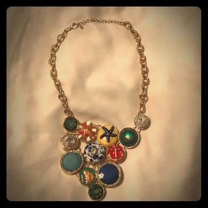 Jewelry - Macy's NWOT Gold Bauble Necklace